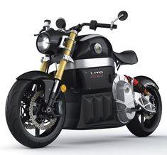 SORA Electric Motorcycle