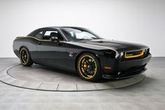 Dodge Challenger SRT8. muscle car