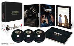 DVD K-Movie Inside Men English Subtitle Lee Byunghun Postcards+Photobook+Outcase