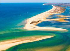 Barrinha [Parque Natural da Ria Formosa] - Faro, Algarve.