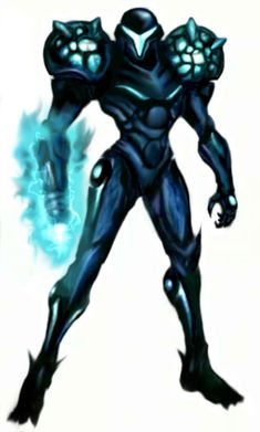 Dark Samus by Turbid-D on deviantART