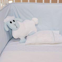 Proteção cama de grades
