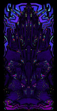 Sacred Blacklight, part two.