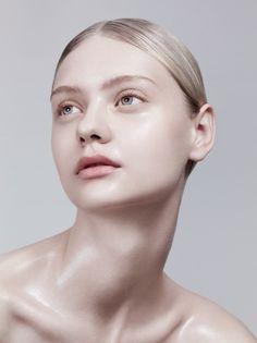 Nastya Kusakina by Benjamin Lennox for W Magazine February 2015 Portraits, Portrait Poses, Female Portrait, Beauty Photography, Portrait Photography, Nastya Kusakina, Face Angles, Beauty Shoot, Foto Pose