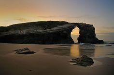 Catedrales Beach · Playa de las Catedrales, Galicia