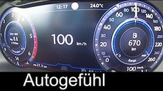 VW Volkswagen Tiguan R-Line new BiTurbo Diesel 240 hp Acceleration 0-100 km/h 0-60 mph - YouTube