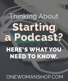 We're talking with a group of both long-time and newbie podcasters to learn about their podcasting process, the biggest benefits they've seen, their favorite tools, and more. Click to read the post on One Woman Shop!