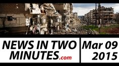 News In Two Minutes - Proxy War - Russian Warning - Fracking Lobbying - Bird Flu: http://youtu.be/qVmnRrLDQZA