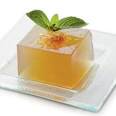 Mint Julep Gelées for Your Kentucky Derby Party