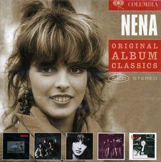Nena - Original Album Classics (2010) 5 CD Box Set [Re-Up] //  Gabriele Susanne Kerner (born 24 March 1960)//