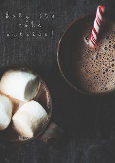 hot chocolate :)