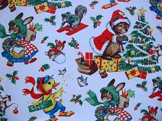 love this! Is it wrapping paper or fabric???