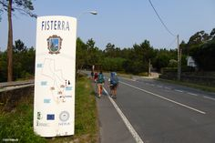 Only 7km left to Fisterra #Camino 2015 August McG - day 39