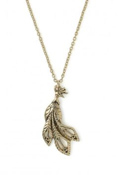 Type 3 Peacock Necklace - $18.97