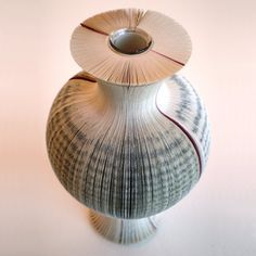 Book Vases by Laura Cahill