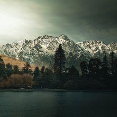 Dark Trees - New Zealand Landscape by Cubagallery http://www.redbubble.com/people/cubagallery/works/6933722-dark-trees-new-zealand-landscape?utm_source=pinterest_medium=social_campaign=jun12