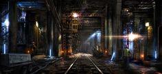 Subway Repair by atomhawk.deviantart.com on @deviantART