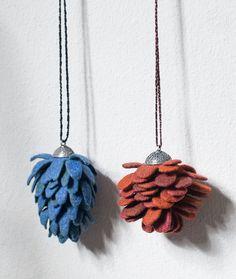 Fantastiche creazioni e il ricavato all'Ospedale pediatrico Meyer Firenze. E se fossero bomboniere?! www.dhgshop.it #gioielli #jewels #feltro #handmade #bomboniere #beneficienza