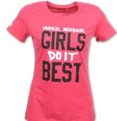 Awesome under armour shirt! Please Follow Me!! :)❤️❤️