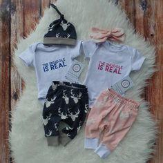 Twins Coming home//Take home outfits//Newborn photos//liltrendiesboutique