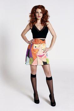 Skirt by Marcus Darsen
