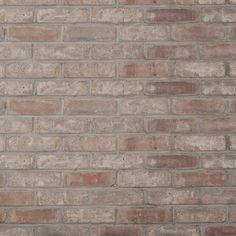 Brick Discover Rushmore Thin Brick Panel Ledger - 10 x 28 - 100411677 Rushmore Thin Brick Panel Ledger Brick Paneling, Brick Flooring, Brick Veneer Wall, Brick Walls, Floors, Ceramic Wall Tiles, Porcelain Tile, Stone Look Tile, Thin Brick