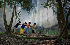 32 Fotos mágicas de crianças brincando ao redor do mundo | ROCK'N TECH - Pág. 2