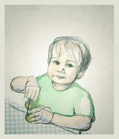 Portrait little brother, got inspired by your question...by Suus' design