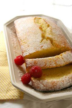 lemon yogurt olive oil cake | the boot