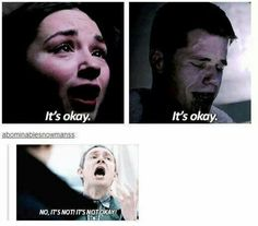aiden, allison argent, crystal reed, its not okay, not ok, teen wolf, wolf, max carver, carver twins, ethan and aiden, huntress