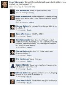 Didn't understand some of the fandoms but it was still funny.