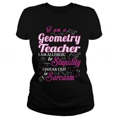 Geometry Teacher WOMEN T Shirts, Hoodies, Sweatshirts