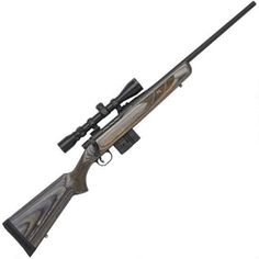 Mossberg MVP Predator Bolt Action Rifle 7.62 NATO/.308 Wi...
