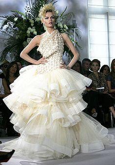 Christian Dior Haute Couture Autumn/Winter 2009/2010