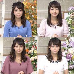 [正妹] 宇垣美里VS三上真奈 - 看板 Beauty - 批踢踢實業坊
