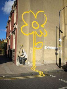 Banksy Pollard Street - Banksy - Wikipedia