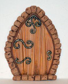 Castle Fairy Door Fairy Garden Fairy Decor Portal by sewaddictd