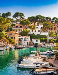16 Most Romantic Destinations For Lovers - Bafbouf Best Honeymoon Destinations, Romantic Destinations, Travel Destinations, Places To Travel, Places To Visit, Mallorca Island, Balearic Islands, Spain And Portugal, Adventure Is Out There