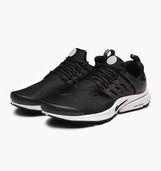 Nike Air Presto Essential Black White Sale