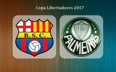 Television en vivo por Internet | Futbol en vivo |  Copa FIFA Confederaciones Rusia 2017l: Barcelona SC vs.Palmeiras EN VIVO ONLINE  TV