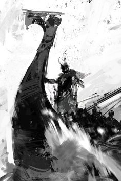 by richard anderson Richard Anderson, Digital Painting Tutorials, Environment Concept Art, Medieval, Pictures To Draw, Art Sketchbook, Art Techniques, Traditional Art, Digital Illustration