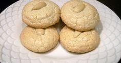 Εργολάβοι Greek Sweets, Greek Desserts, Greek Recipes, Cookbook Recipes, Cookie Recipes, Dessert Recipes, Biscotti Cookies, Cake Cookies, Mini Cheesecakes