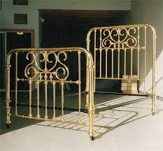 brass bed - Brass Beds