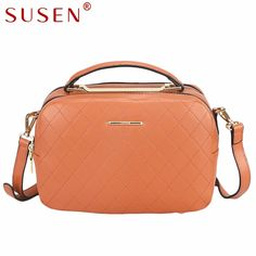 41.33$  Buy here - http://alig23.shopchina.info/go.php?t=32803882260 - SUSEN 4199  High Quality Women Messenger Bags Crossbody Bags for Women Luxury Leather Shoulder Bag 41.33$ #magazineonline