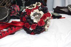 rockabilly wedding vegas   ... Handmade Wedding Accessories Perfect for Vegas + a Giveaway