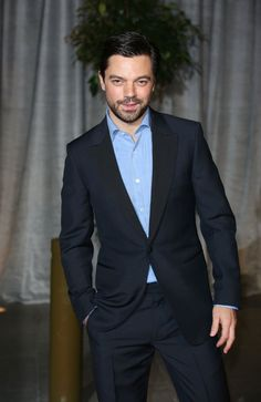 Pin for Later: 26 Photos of Dominic Cooper That Will Make Your Soul Shiver, If You're Into That Sort of Thing
