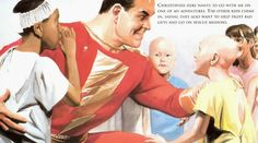 More great Captain Marvel magic from Alex Ross
