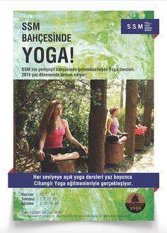 SSM'de Yoga dersleri başlıyor. | SSM