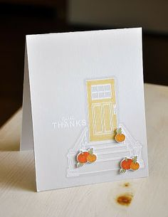 Thanksgiving card by Maile Belles for PTI (November 2011).