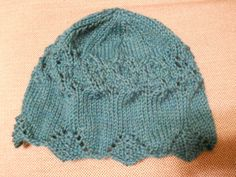 Knitting with Schnapps: Introducing Love: Hat 3 in the Trilogy!